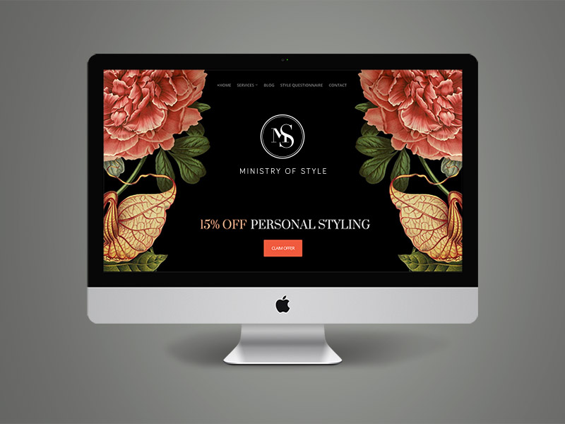 Ministry of Style<div style='clear:both;width:100%;height:0px;'></div><span class='cat'>Web Design</span>